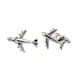 Manžetové knoflíčky letadlo Boeing