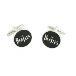 Manžetové knoflíčky s motivem The Beatles