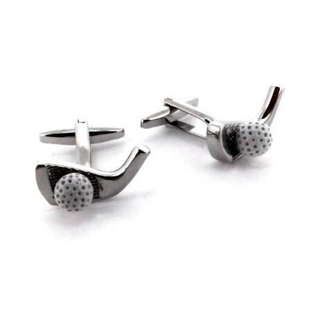 Manžetové knoflíčky pro golfisty