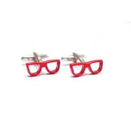 Manžetové knoflíčky brýle optika