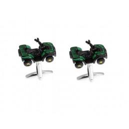 Manžetové knoflíčky ATV čtyřkolka 4x4