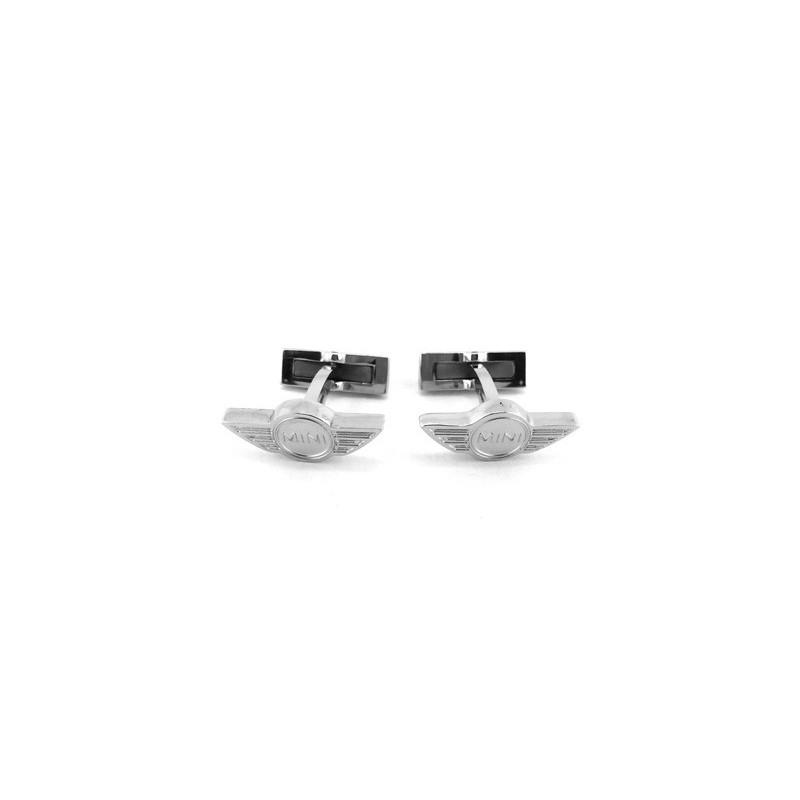 Spinki do mankietów logo Mini