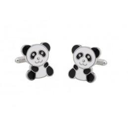 Manžetové gombíky panda WWF