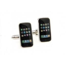 Spinki do mankietów iphone