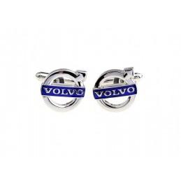 Manschettenknöpfe mit dem Motiv Volvo
