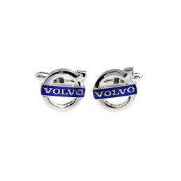 Spinki mankietowe Volvo