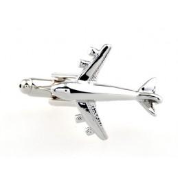 Manžetové gombíky lietadlo Boeing