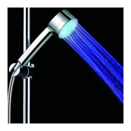 LED hlavice na sprchu
