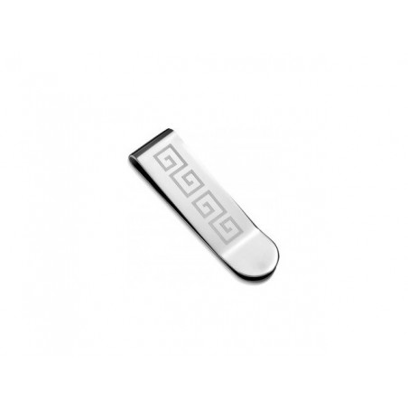 Ocelová spona na bankovky CML088