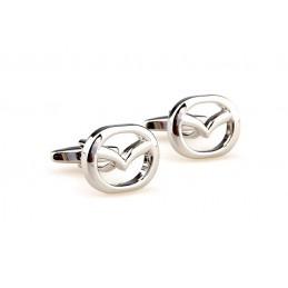 Manžetové knoflíčky Mazda malé