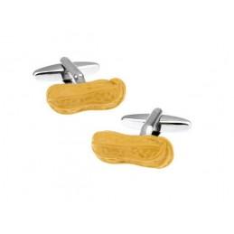 Manschettenknöpfe Erdnüsse