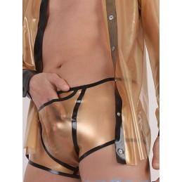 Transparente Latex Pants