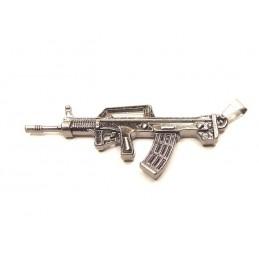 Přívěsek - puška - army / armáda - A-91