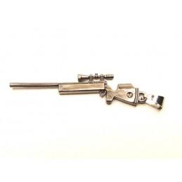 Přívěsek puška M40A5, myslivecká, lovecká