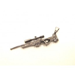 Přívěsek - puška - sniper - odstřelovač - L96