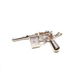 Přívěsek pistole Mauser 1896, historik