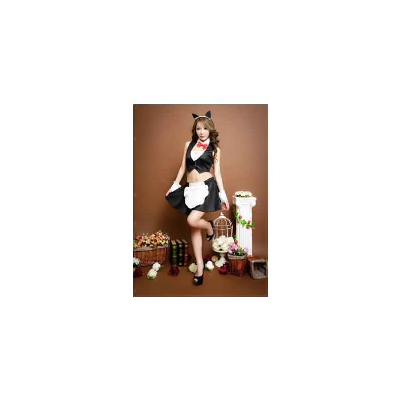 Szexi szobalány ruha