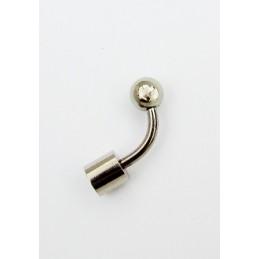 Piercing ocelová obočovka