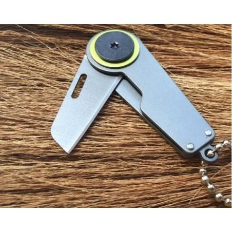 Mini Taschenmesser Schlüsselanhänger