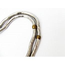 Originální kovový náhrdelník