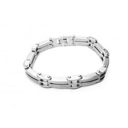 Armband originelles Design Edelstahl