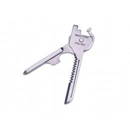 Prívesok multifunkčný nástroj Utili-Key 6-v-1 Swiss+Tech