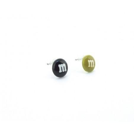 Ohrringe M&M's