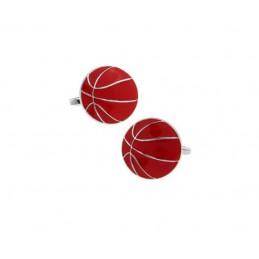 Manžetové gombíky Basketbal
