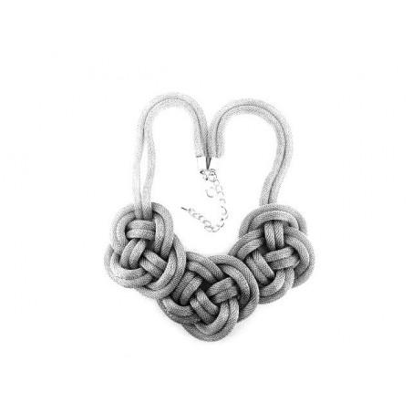 Nahrdelník bižutérie uzel z drátků