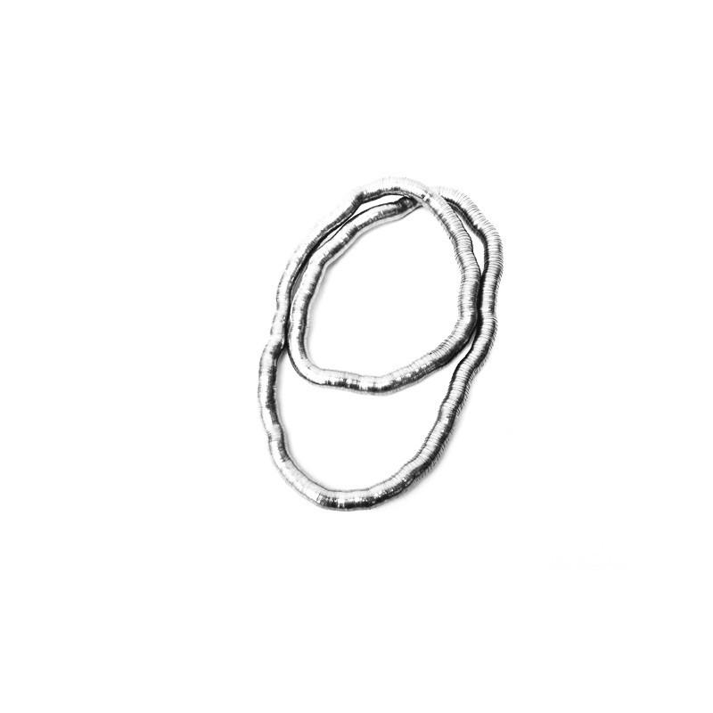 Modny naszyjnik wąż