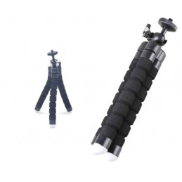 Flexibilní Tripod statív stojan pre mobilný telefón, smartphone