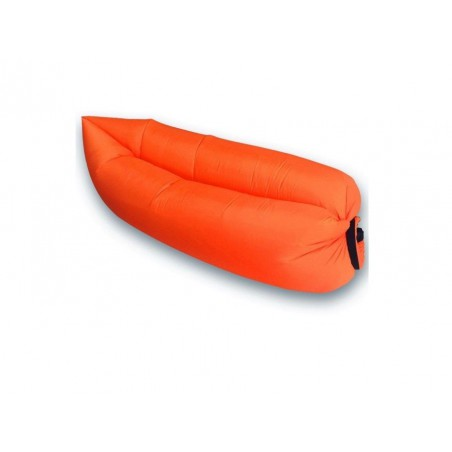 Nafukovací outdoor vak, lazy bag, přenosná postel
