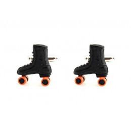 Manžetové gombíky kolieskové korčule, roller dance
