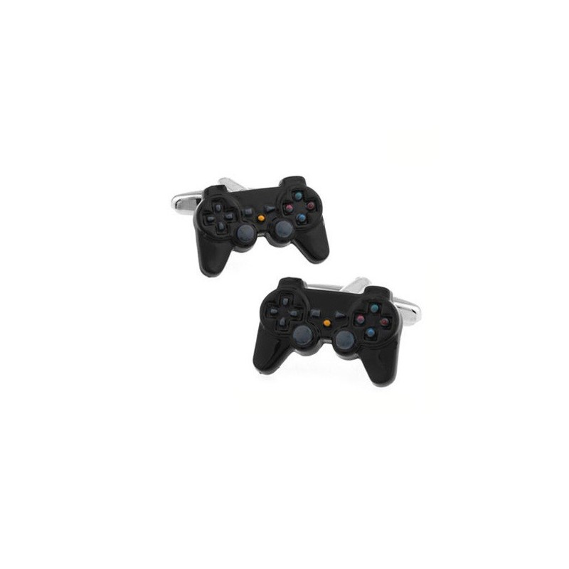 Spinki mankietowe pad Playstation
