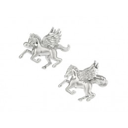 Manžetové knoflíčky Pegas, okřídlený kůň