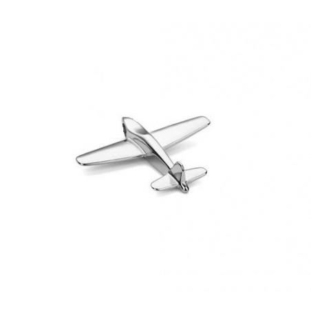 Přívěsek letadlo lesklý, pro piloty