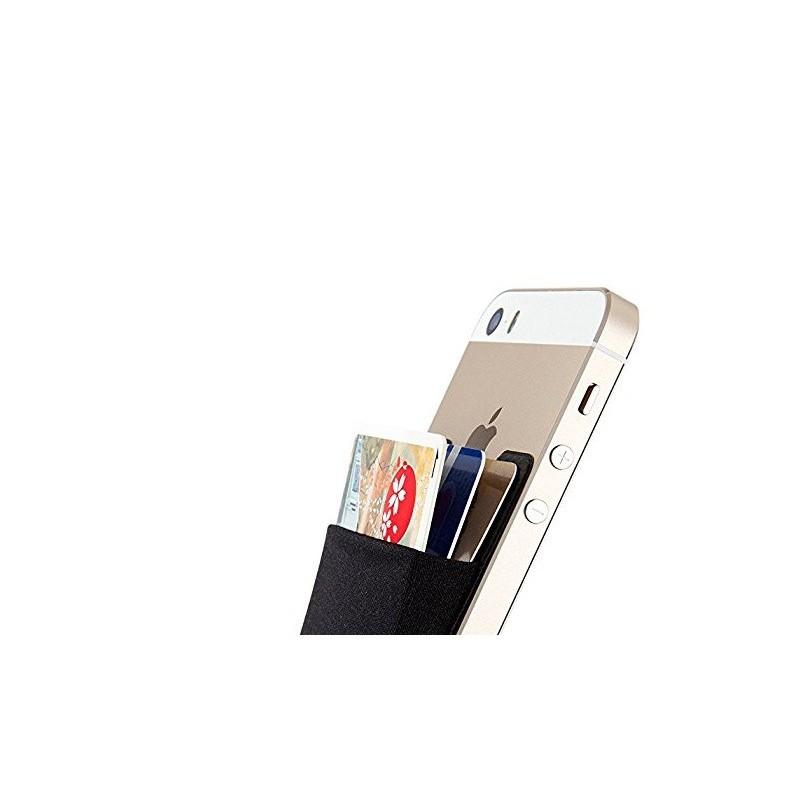 RFID mini peněženka s magnetickým klipem na bankovky