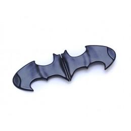 Spona na bankovky černá, magnetická Batman