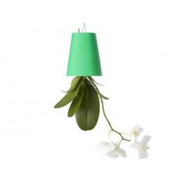 Květináč závěsný stropní plastový, sky planter