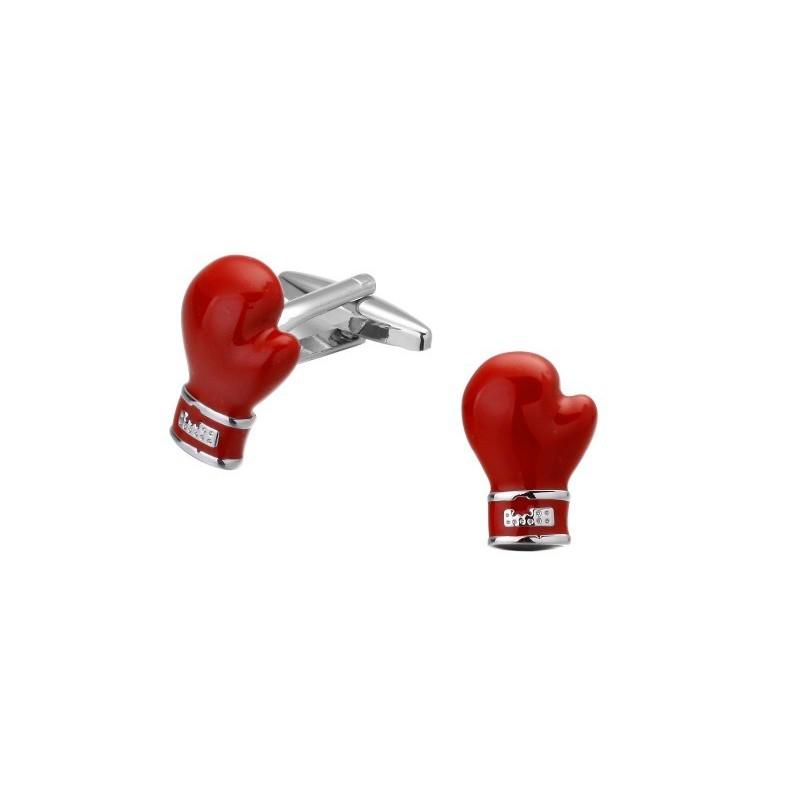 Manžetové knoflíčky boxerská rukavice, pro boxera