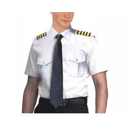 Pánská uniforma pilot, letec, kapitán, kostým na party