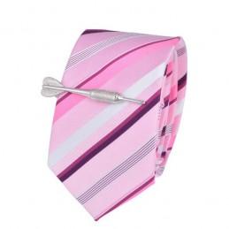 Spona na kravatu hra šipky, pro hráče šipek