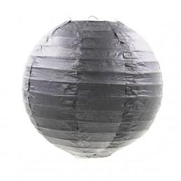 Dekoracyjny lampion czarny