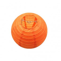Narancssárga lógó lámpa