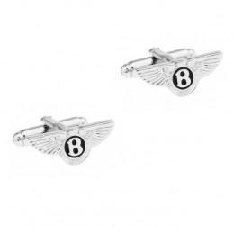 Manžetové gombíky s motívom Bentley