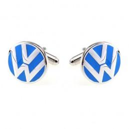 Spinki do mankietów znak Volkswagen