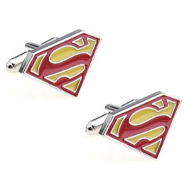 Mandzsetta gombok Superman