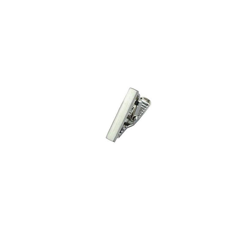 Spinka na krawat mini stalowa