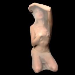 Erotický vak, pytel síťovaný, průhledný