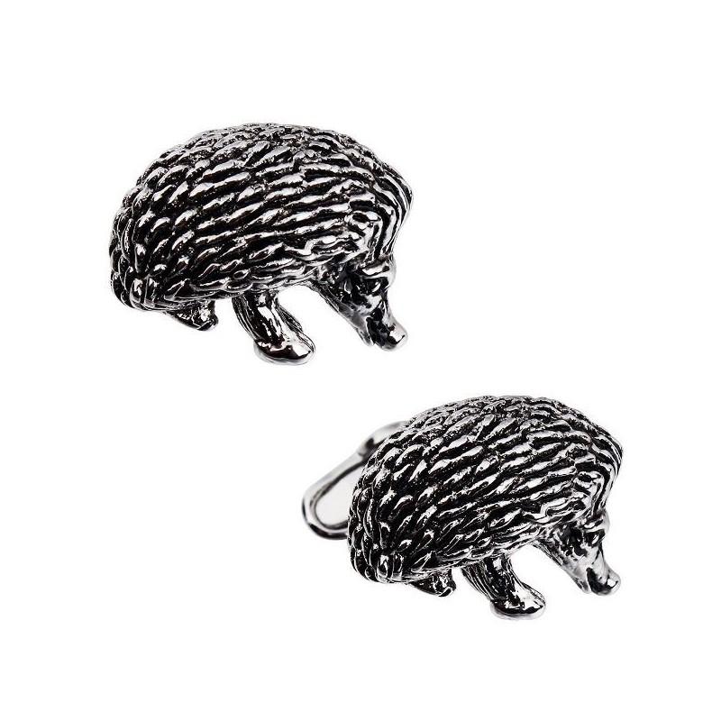 Manžetové knoflíčky ježek